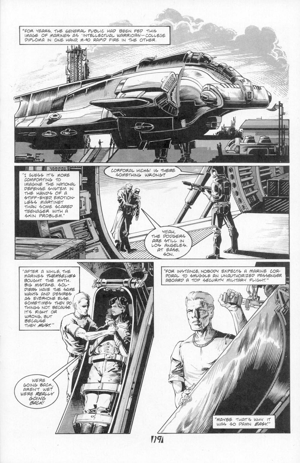 Read online Aliens (1988) comic -  Issue #2 - 21