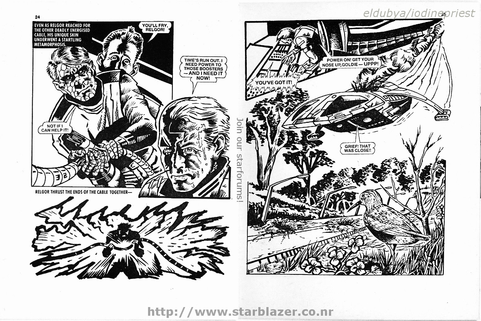 Starblazer issue 242 - Page 14