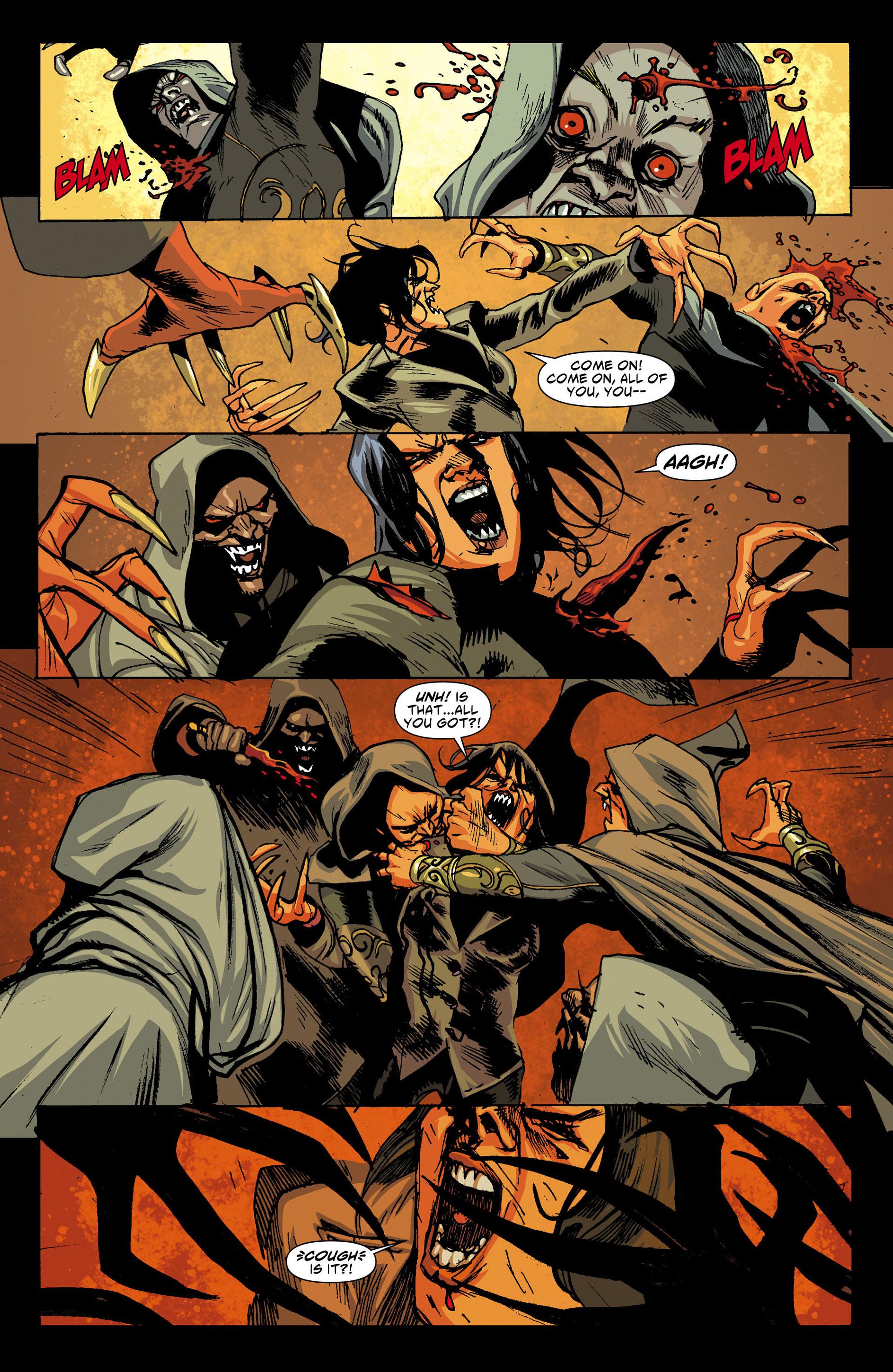 Read online American Vampire comic -  Issue #31 - 18