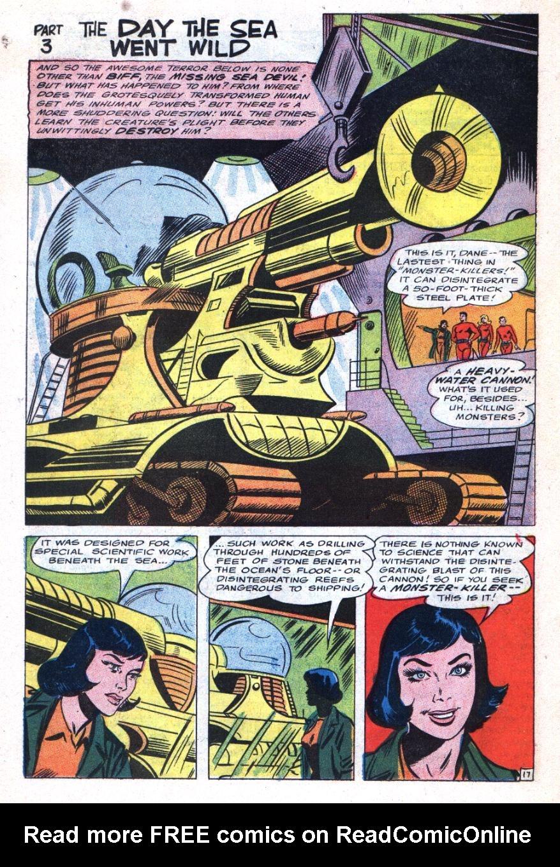 Read online Sea Devils comic -  Issue #31 - 23