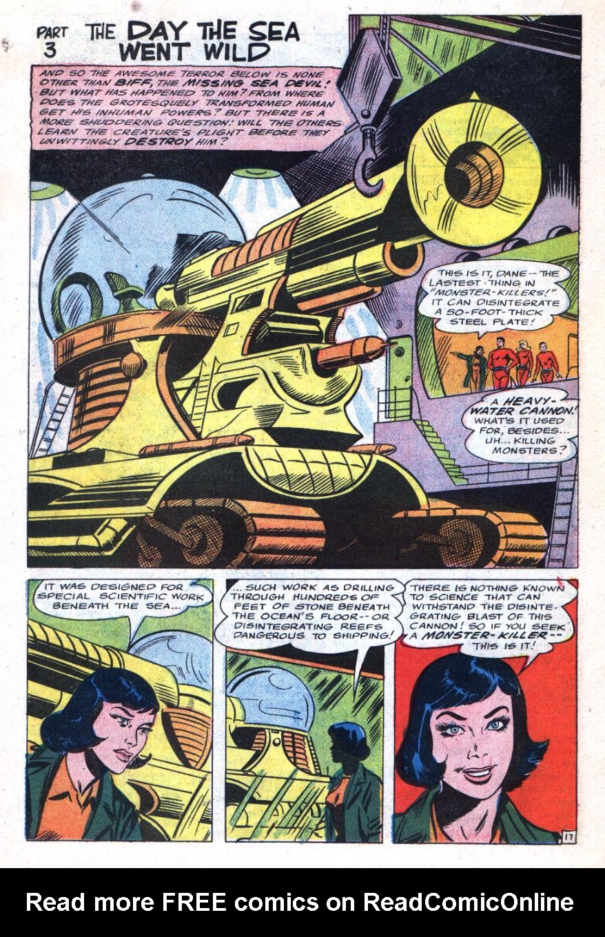 Sea Devils issue 31 - Page 23