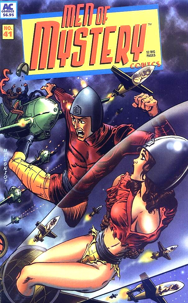 Read online Men of Mystery Comics comic -  Issue #41 - 1