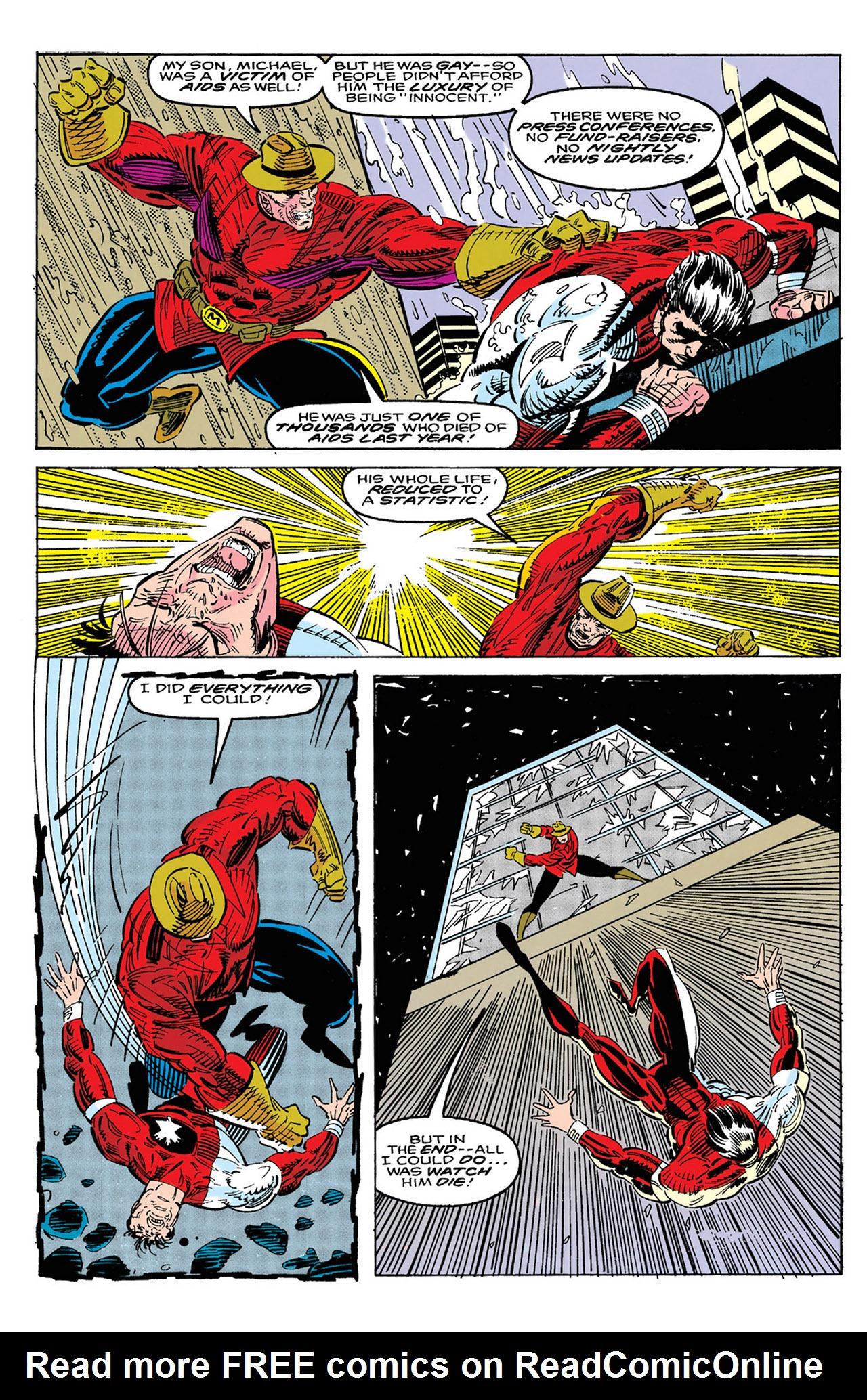 Read online Astonishing X-Men (2004) comic -  Issue # _Annual 1 - 28