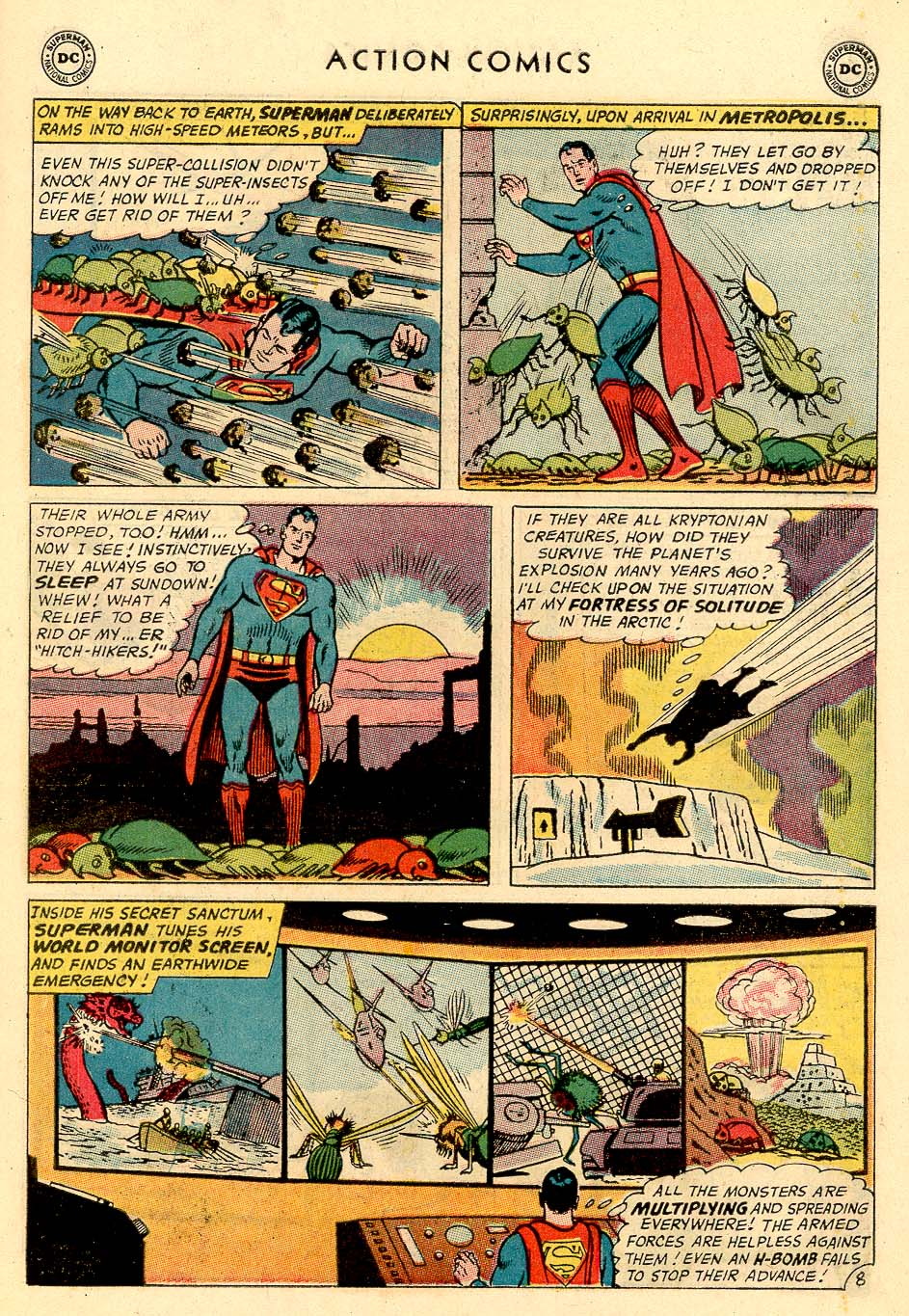 Read online Action Comics (1938) comic -  Issue #326 - 11
