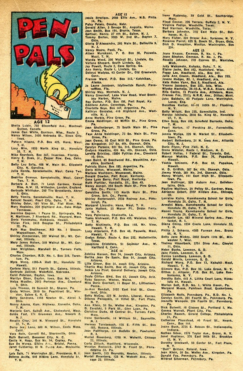 Read online Famous Funnies comic -  Issue #129 - 27