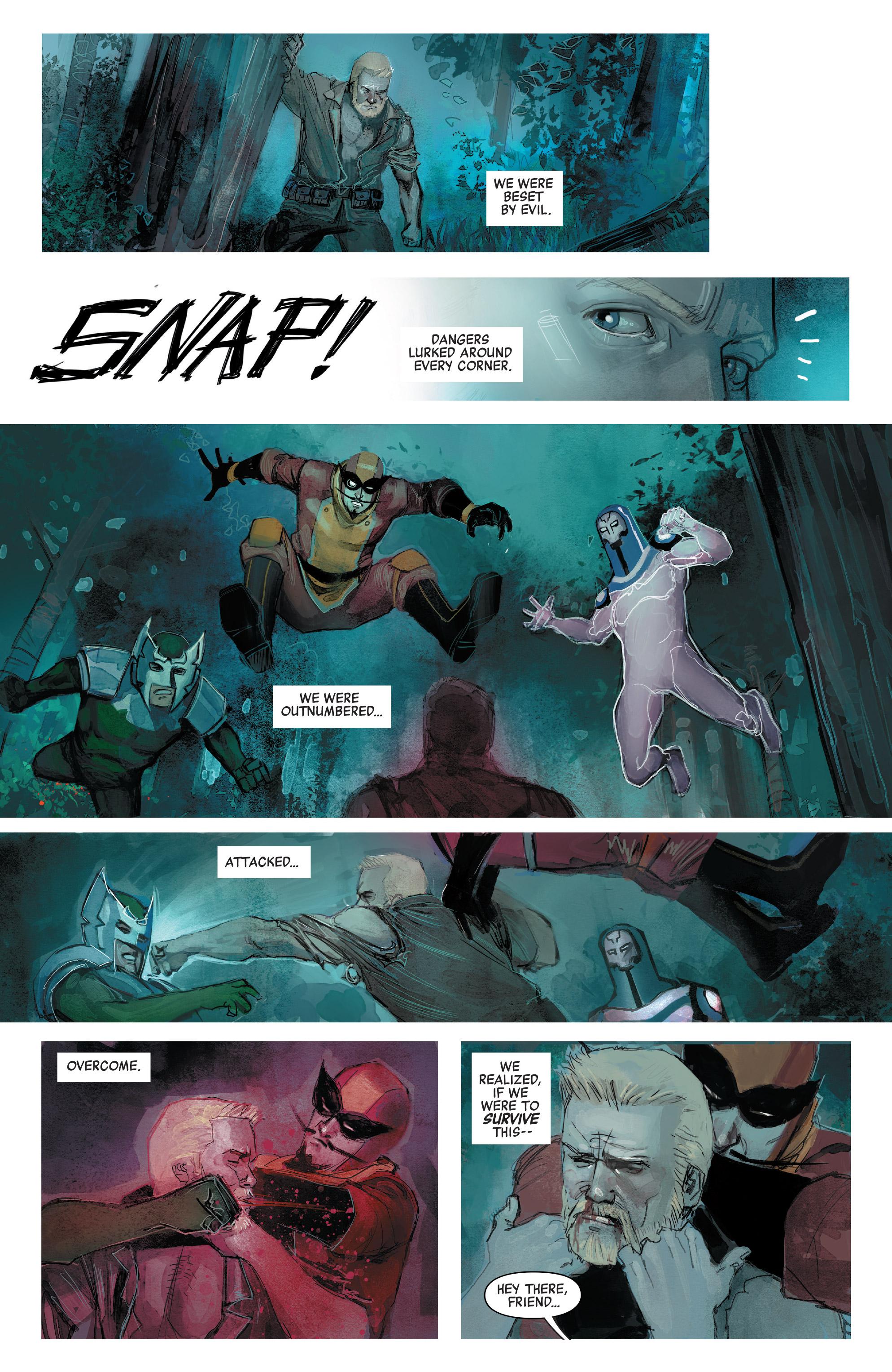 Read online Secret Empire comic -  Issue #4 - 2