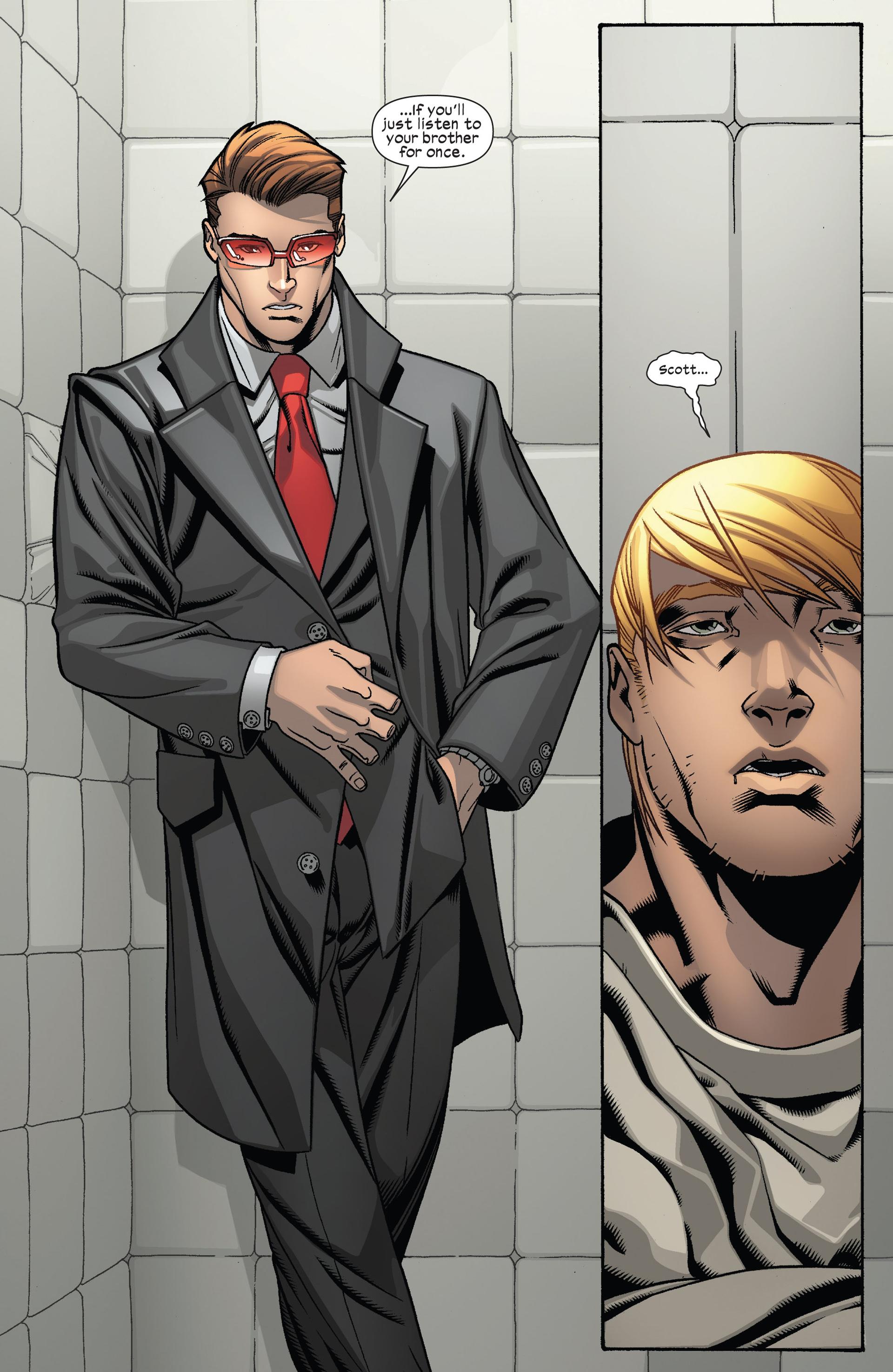 Read online Ultimate Comics X-Men comic -  Issue #12 - 7