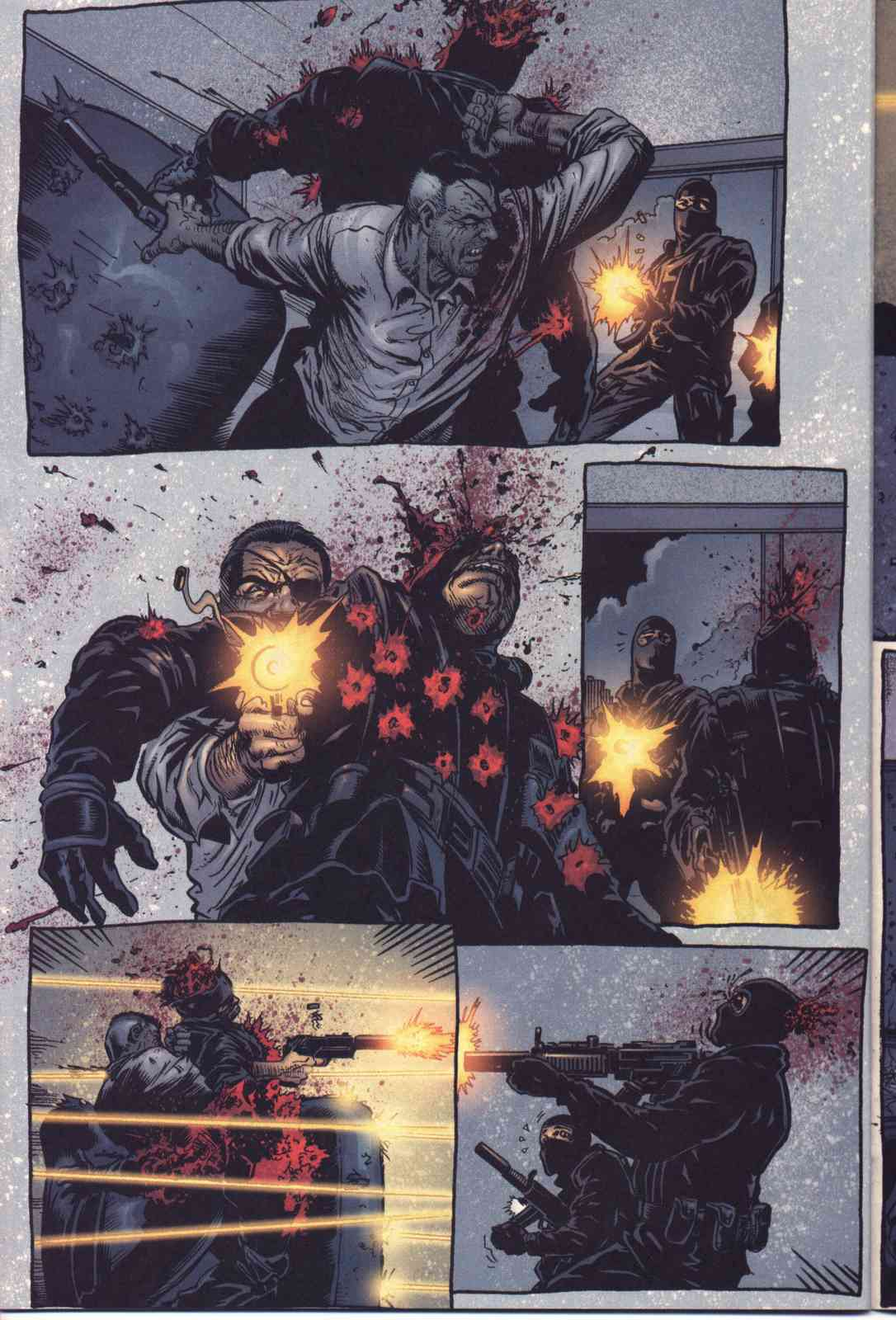 Read online Fury comic -  Issue #2 - 21