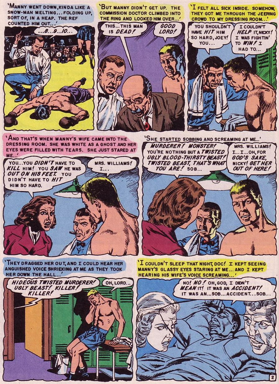 Read online Shock SuspenStories comic -  Issue #13 - 18
