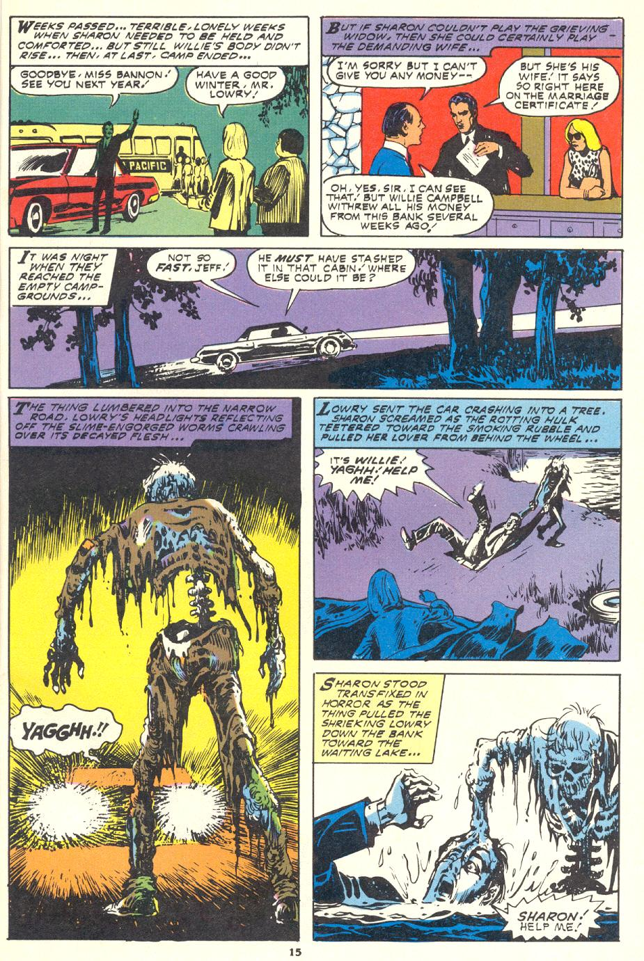 Read online Twisted Tales (1982) comic -  Issue #1 - 16