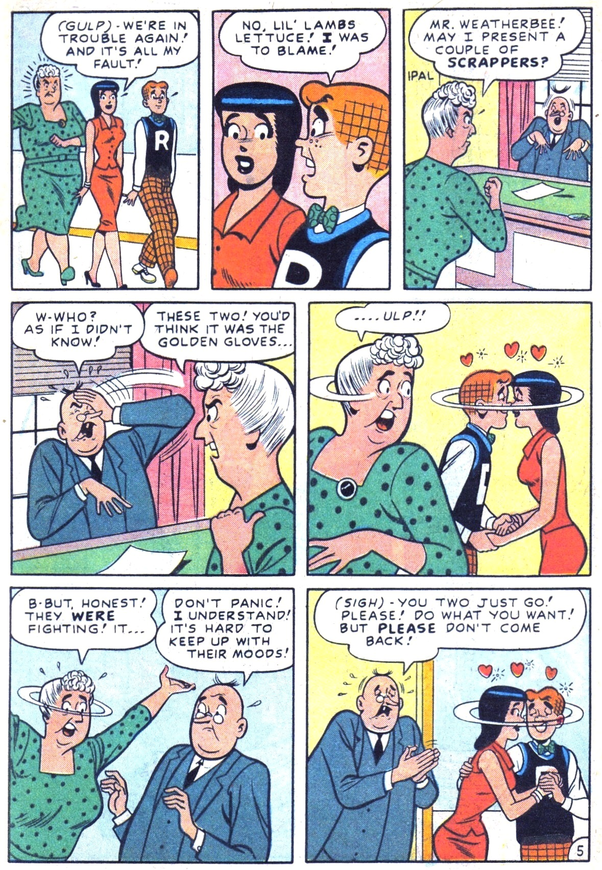 Read online Archie (1960) comic -  Issue #118 - 33