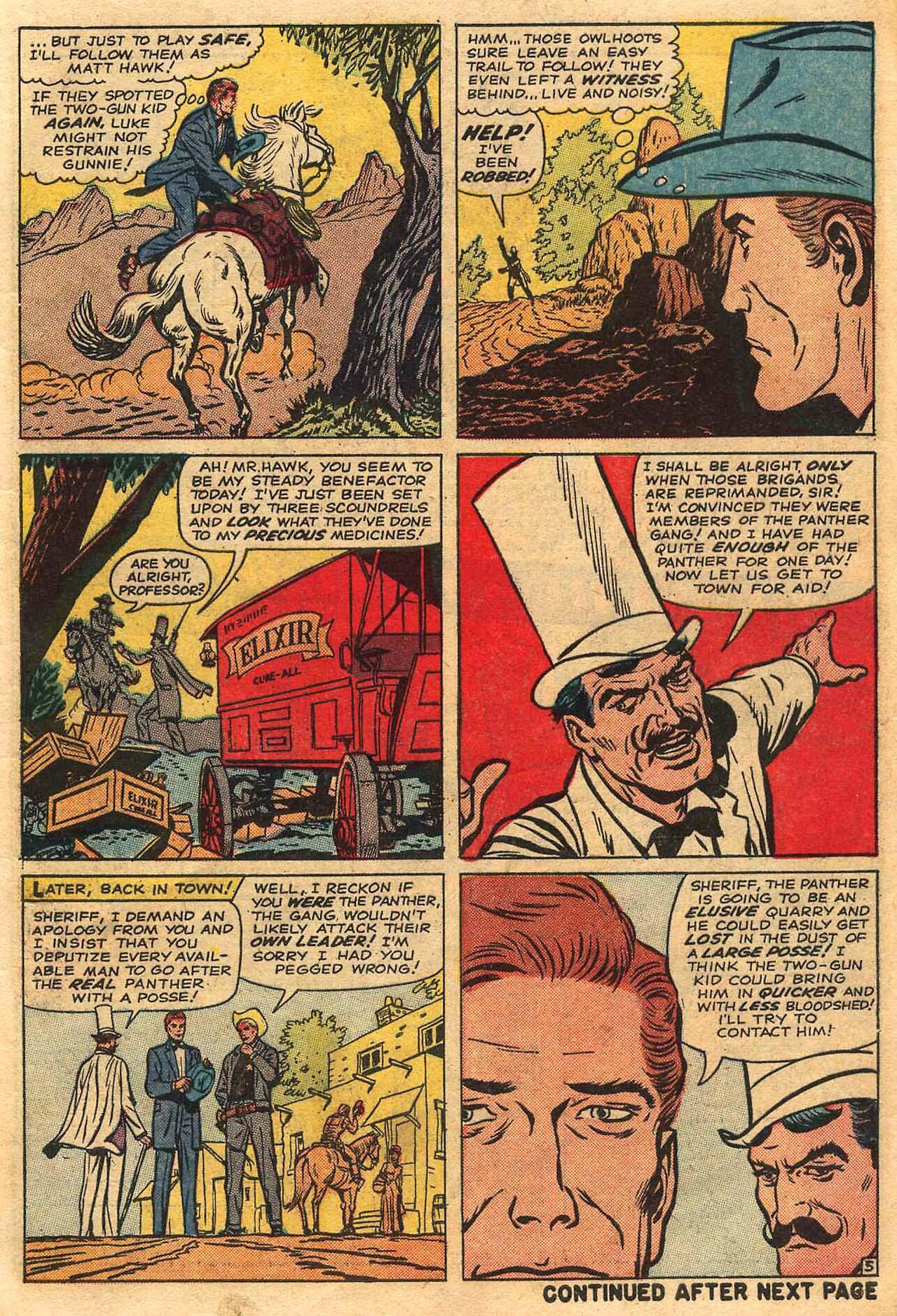 Read online Two-Gun Kid comic -  Issue #77 - 7