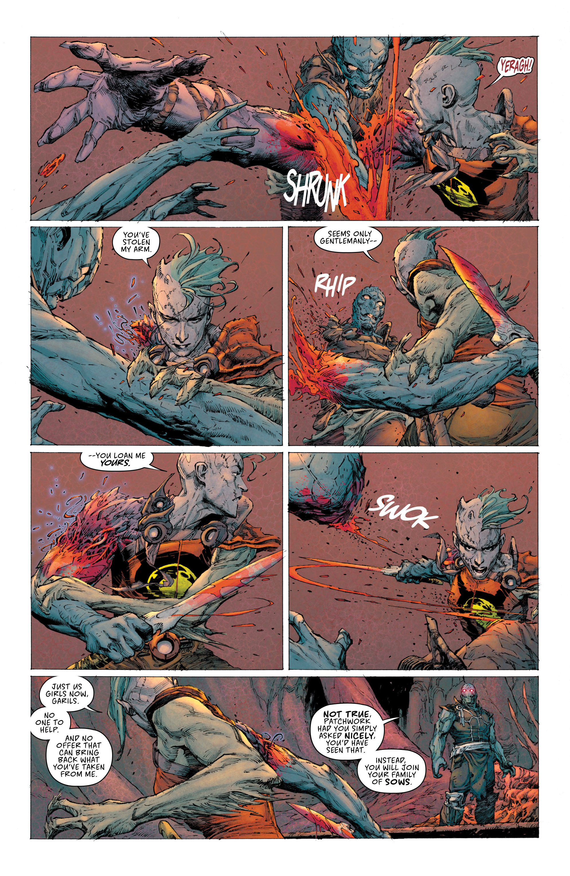 Read online Seven To Eternity comic -  Issue #2 - 20
