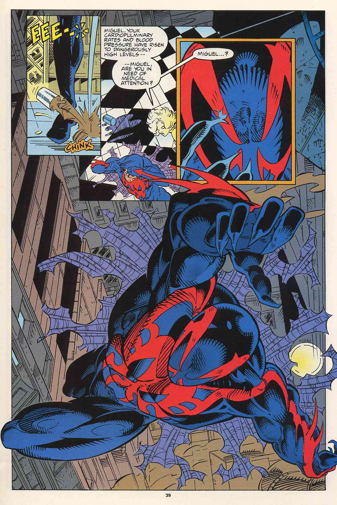 Read online 2099 Unlimited comic -  Issue #2 - 33