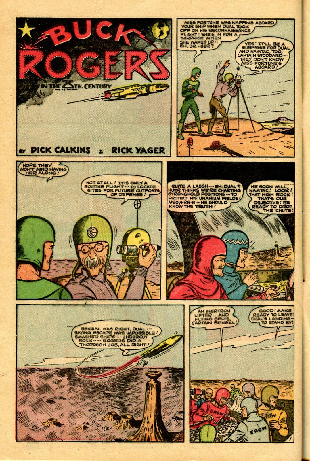 Read online Famous Funnies comic -  Issue #188 - 43