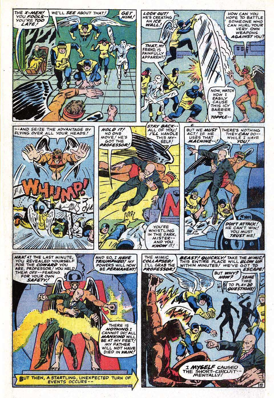 Read online Uncanny X-Men (1963) comic -  Issue #69 - 49