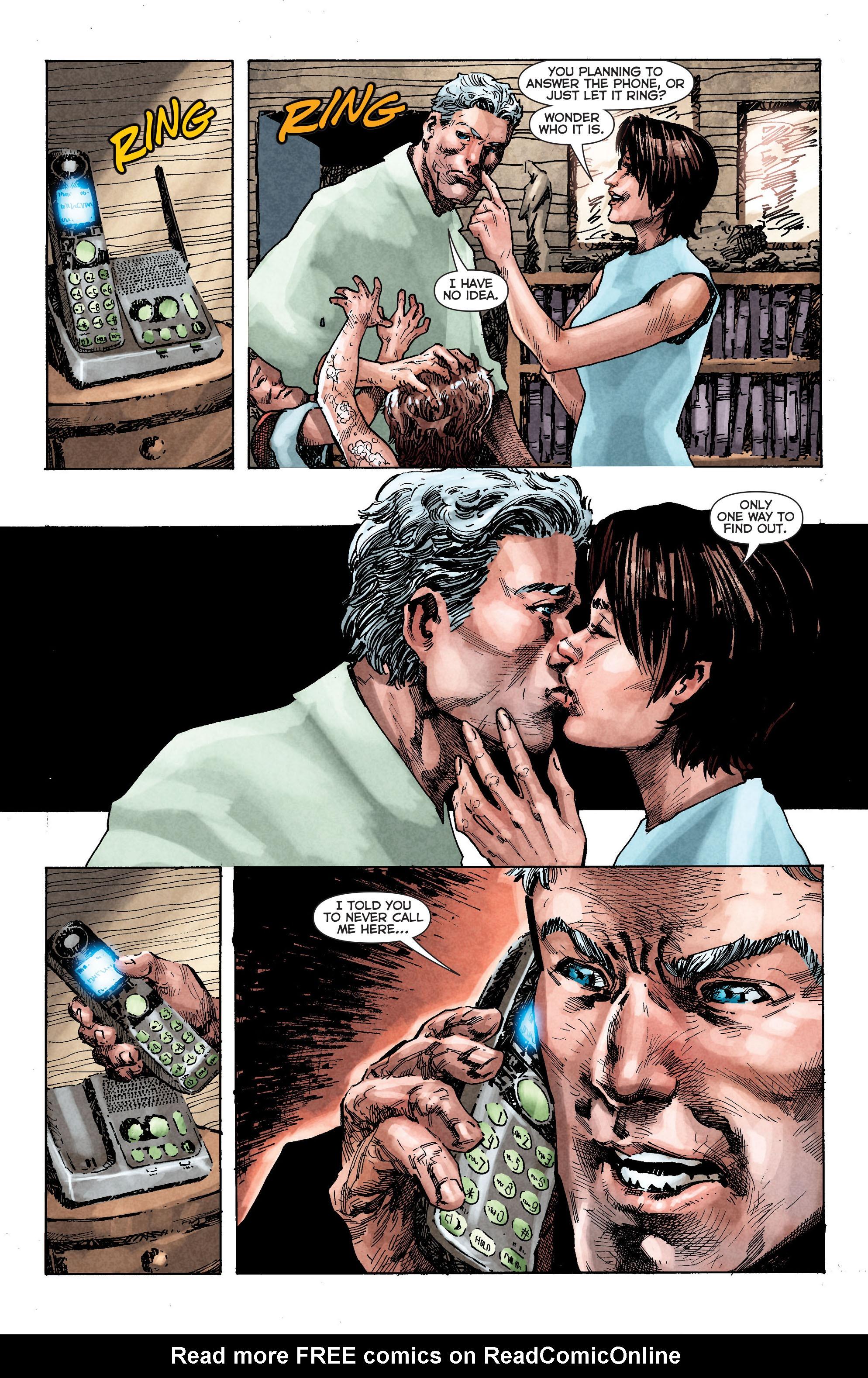 Read online Trinity of Sin: The Phantom Stranger comic -  Issue #2 - 15