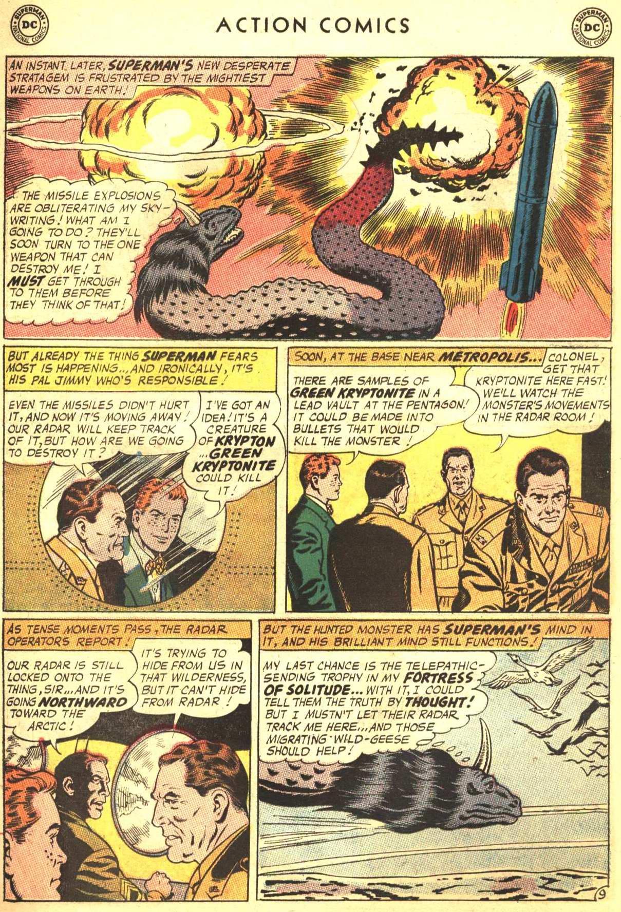 Action Comics (1938) 303 Page 9