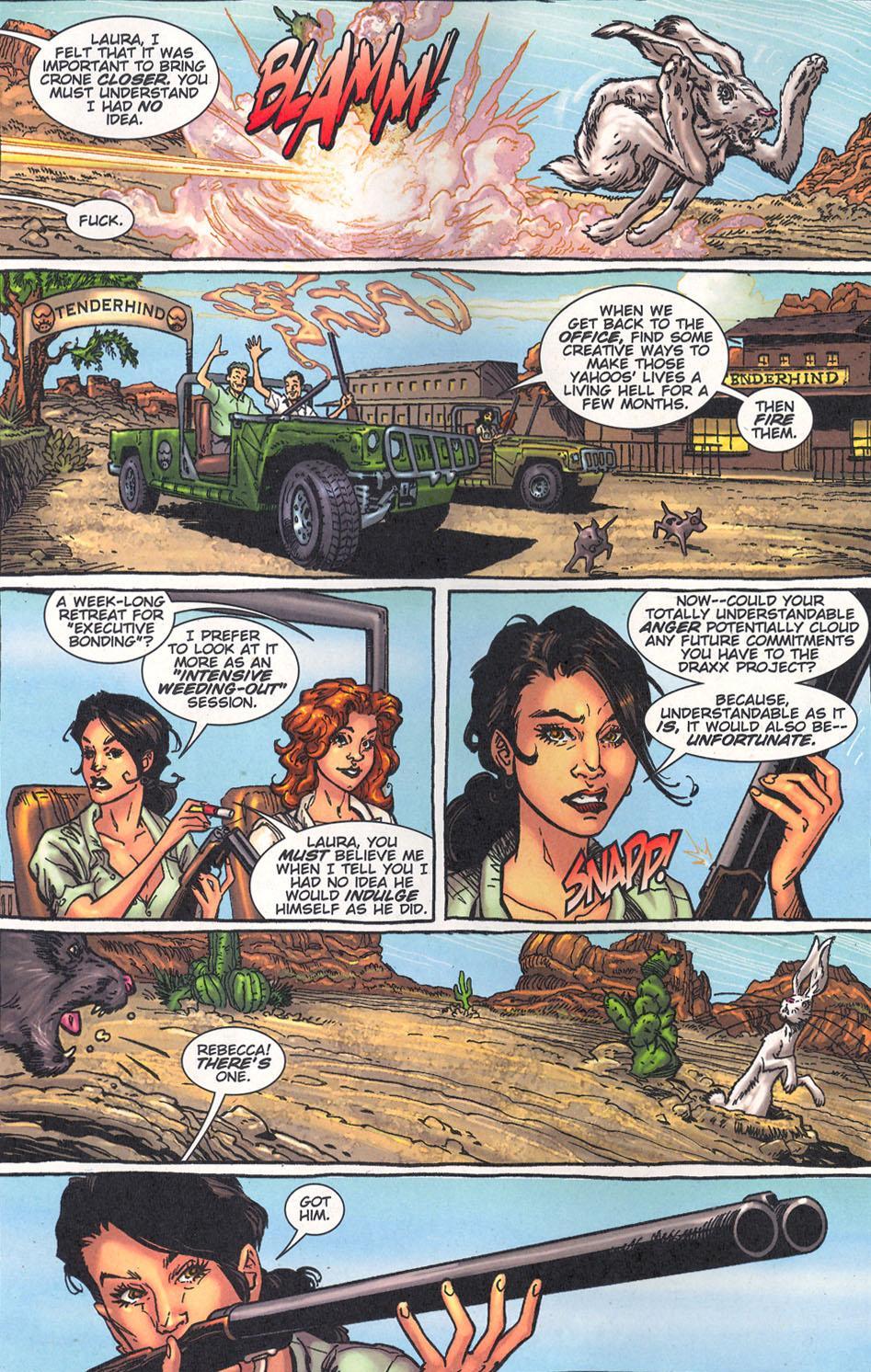 Read online The Exterminators comic -  Issue #16 - 3