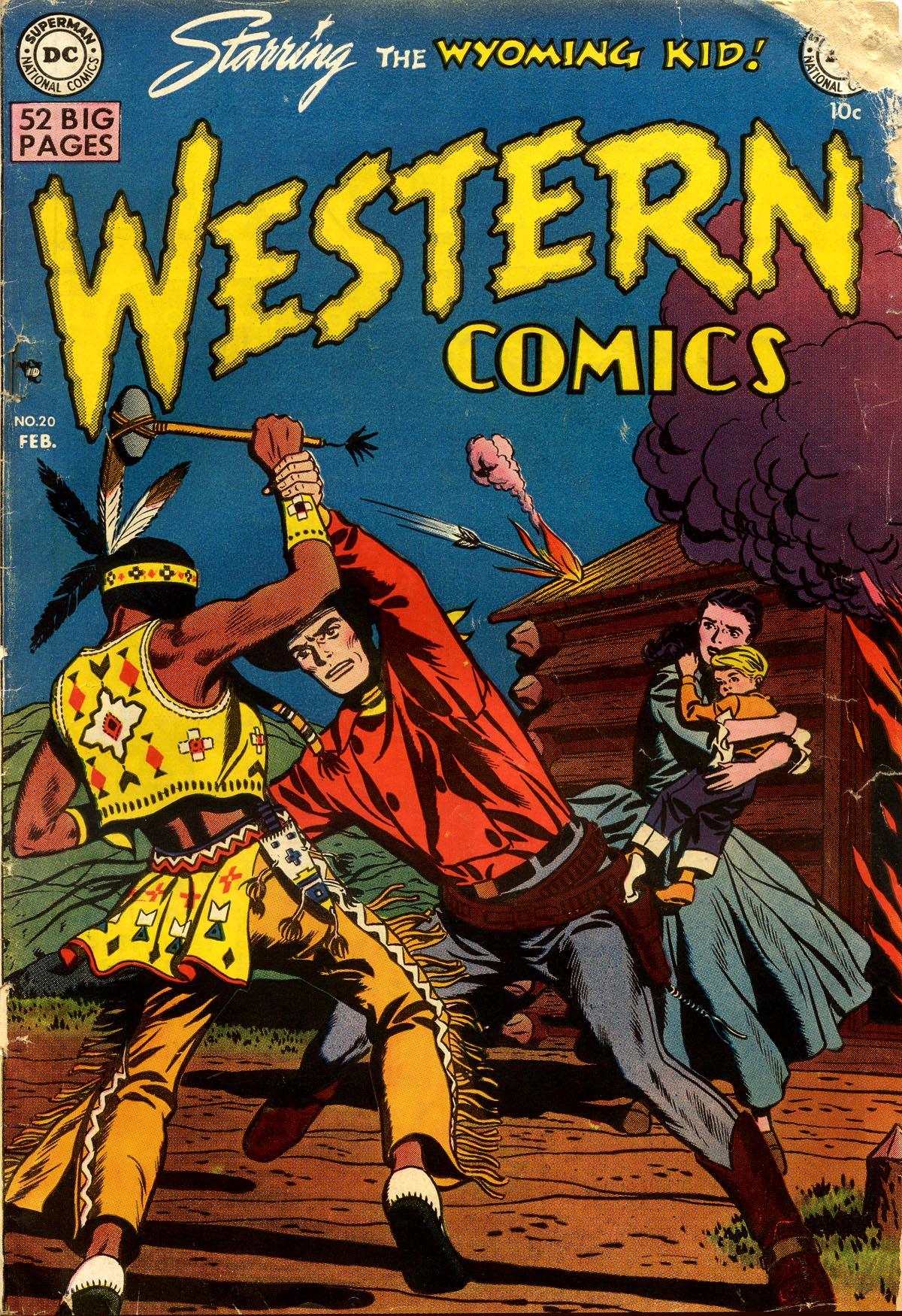 Western Comics 20 Page 1