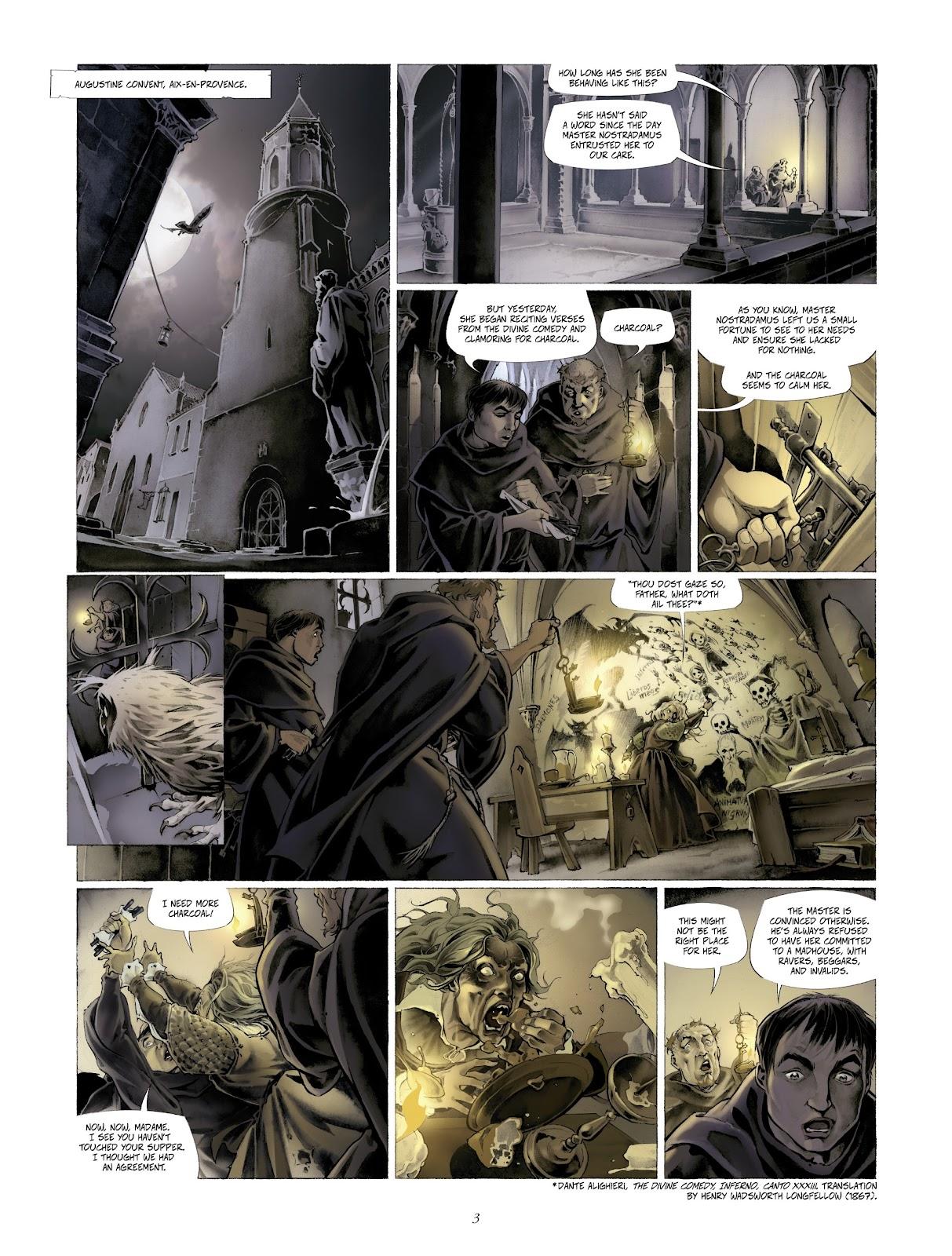 Read online Arthus Trivium comic -  Issue #4 - 5