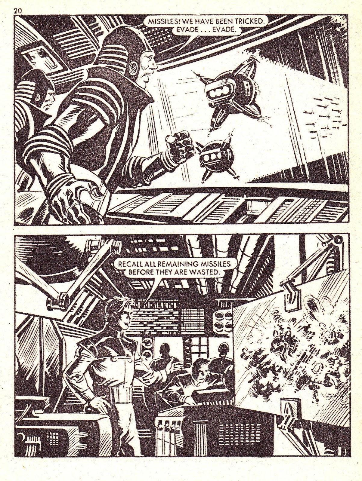 Starblazer issue 72 - Page 20