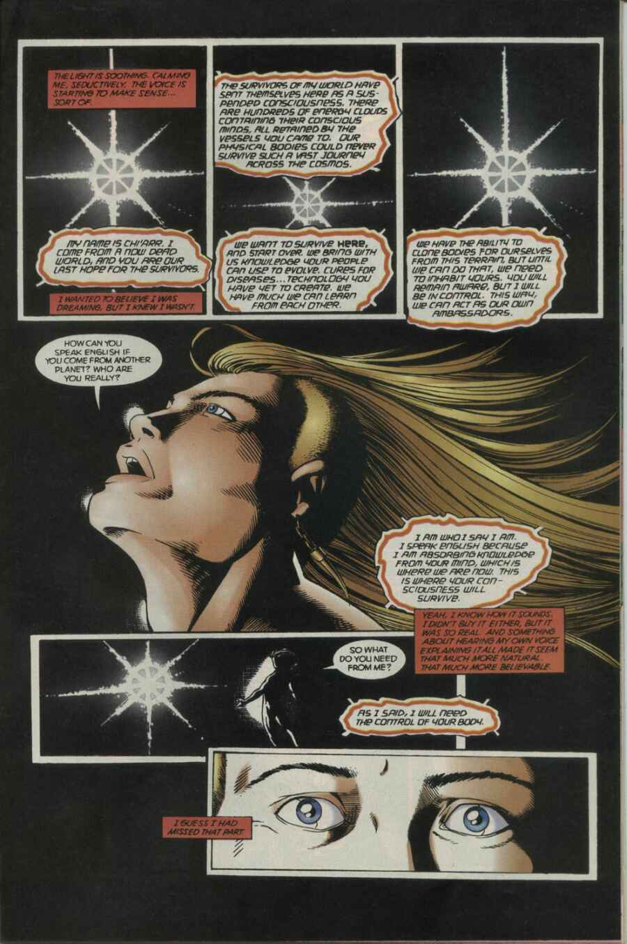 Read online Ultraverse Premiere comic -  Issue #2 - 19