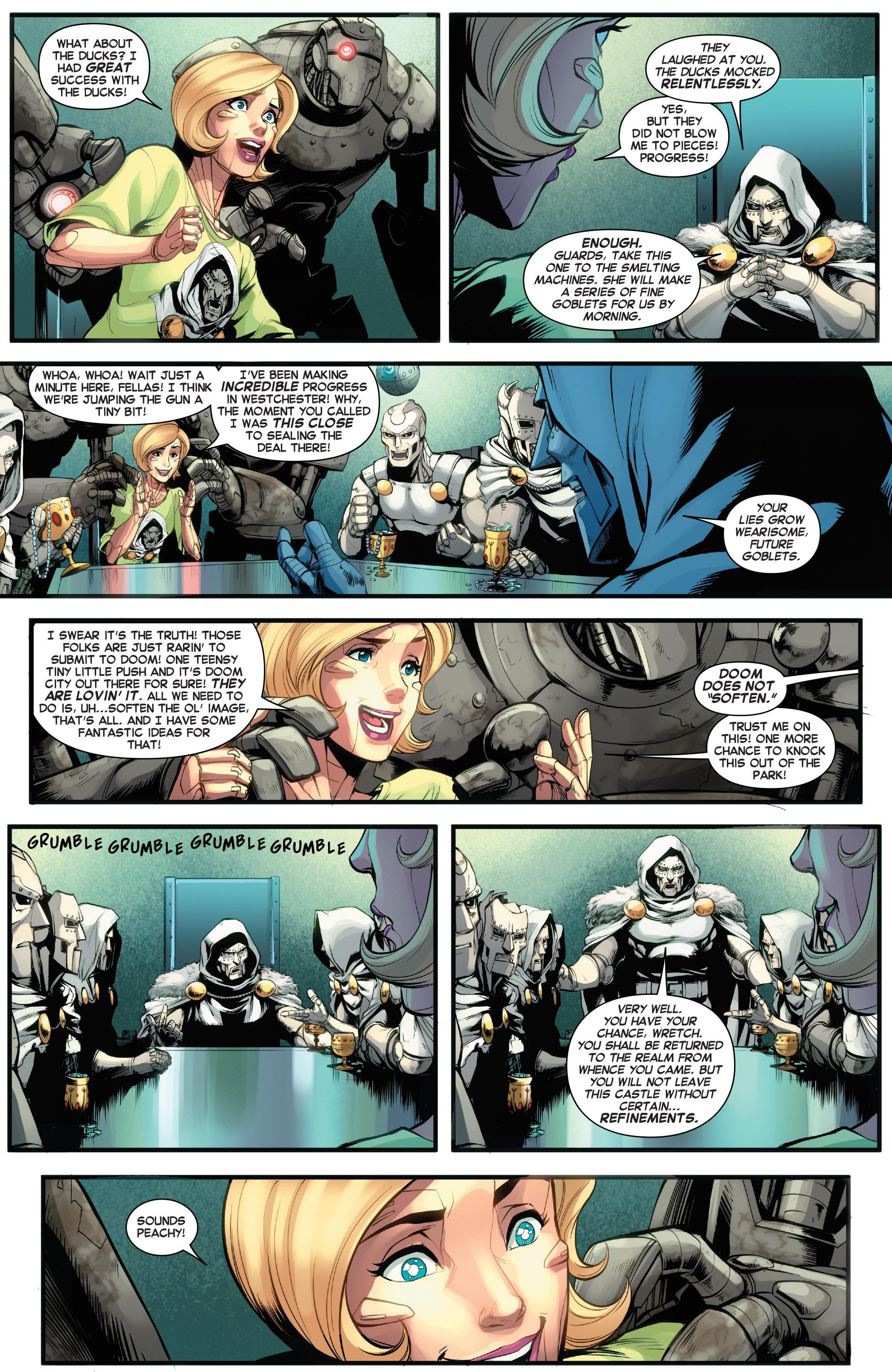 Read online Secret Wars Journal/Battleworld comic -  Issue # TPB - 84
