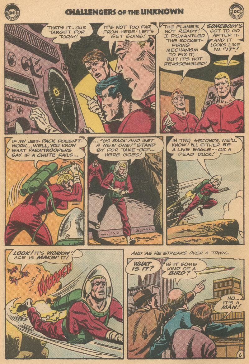 Challengers of the Unknown (1958) issue 40 - Page 8