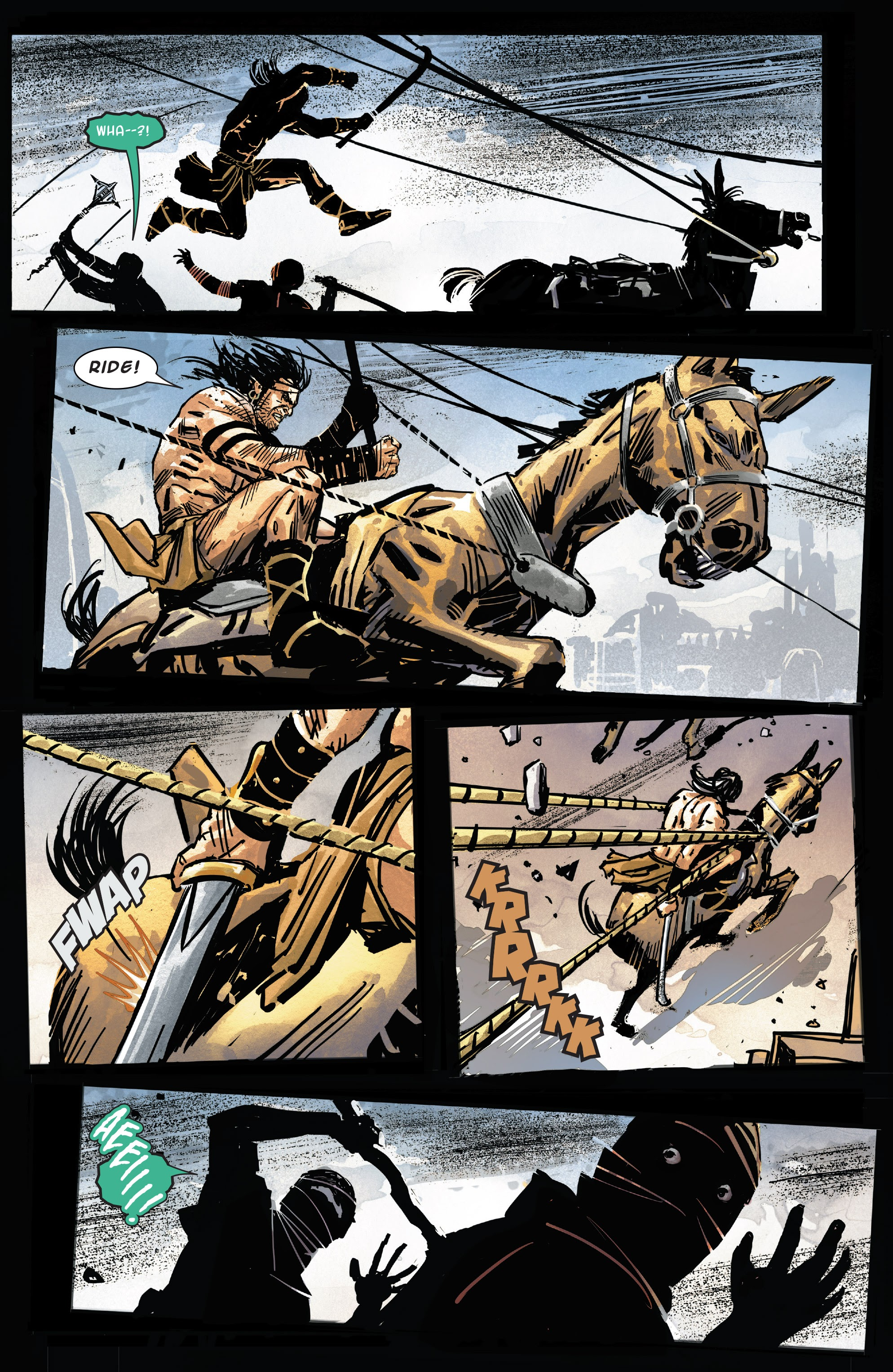 Read online Savage Sword of Conan comic -  Issue #3 - 8