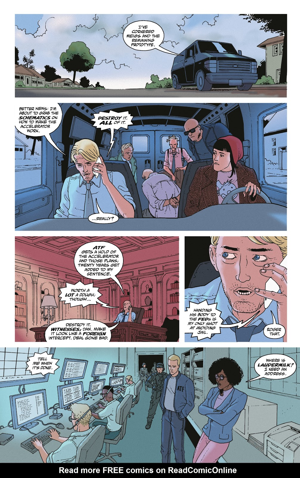 Read online She Could Fly comic -  Issue # _TPB - 116