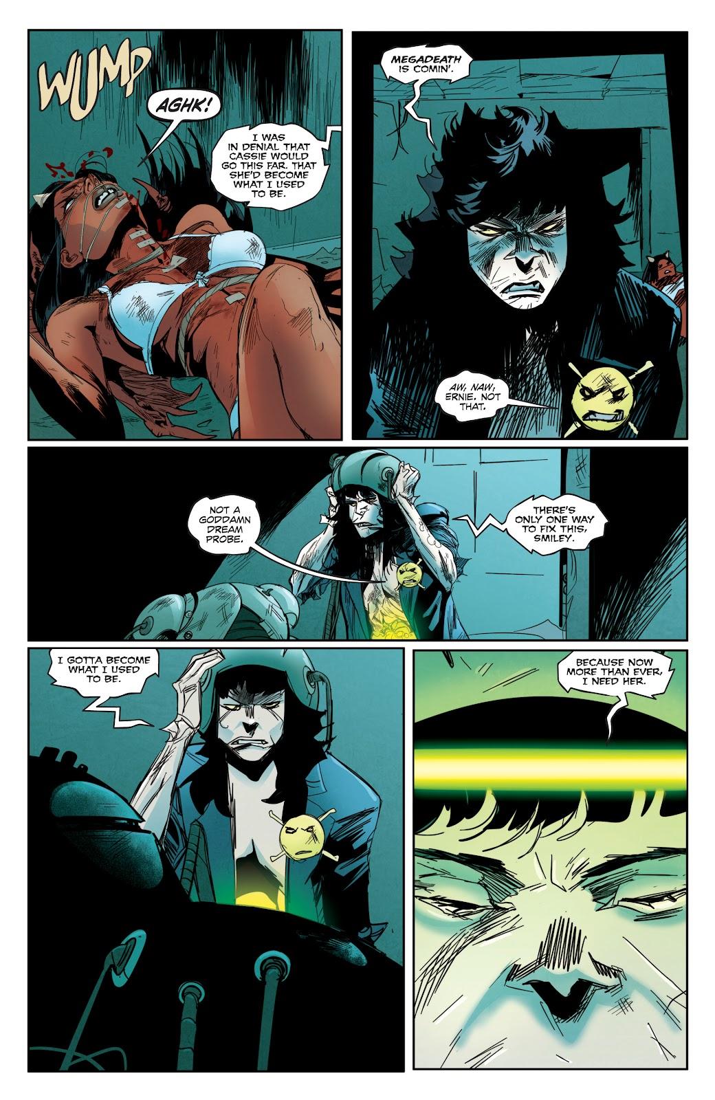 Read online Hack/Slash vs. Chaos comic -  Issue #3 - 24