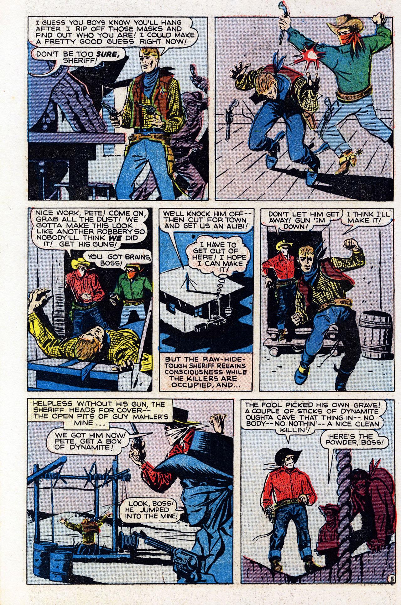 Read online Two-Gun Kid comic -  Issue #7 - 22