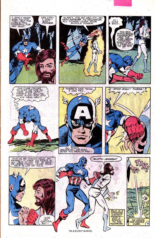 Read online Captain America (1968) comic -  Issue # _Annual 7 - 13