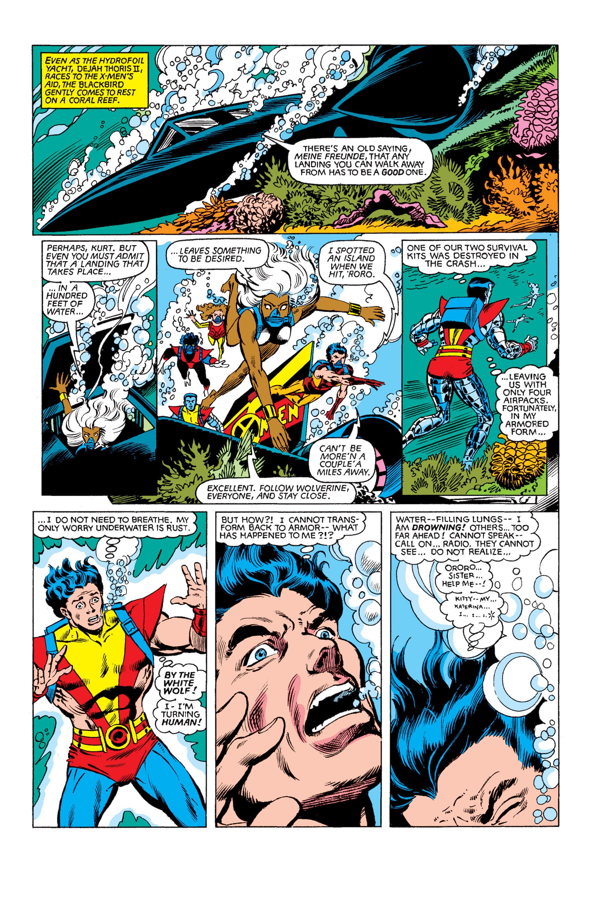 Read online Uncanny X-Men (1963) comic -  Issue #150 - 13