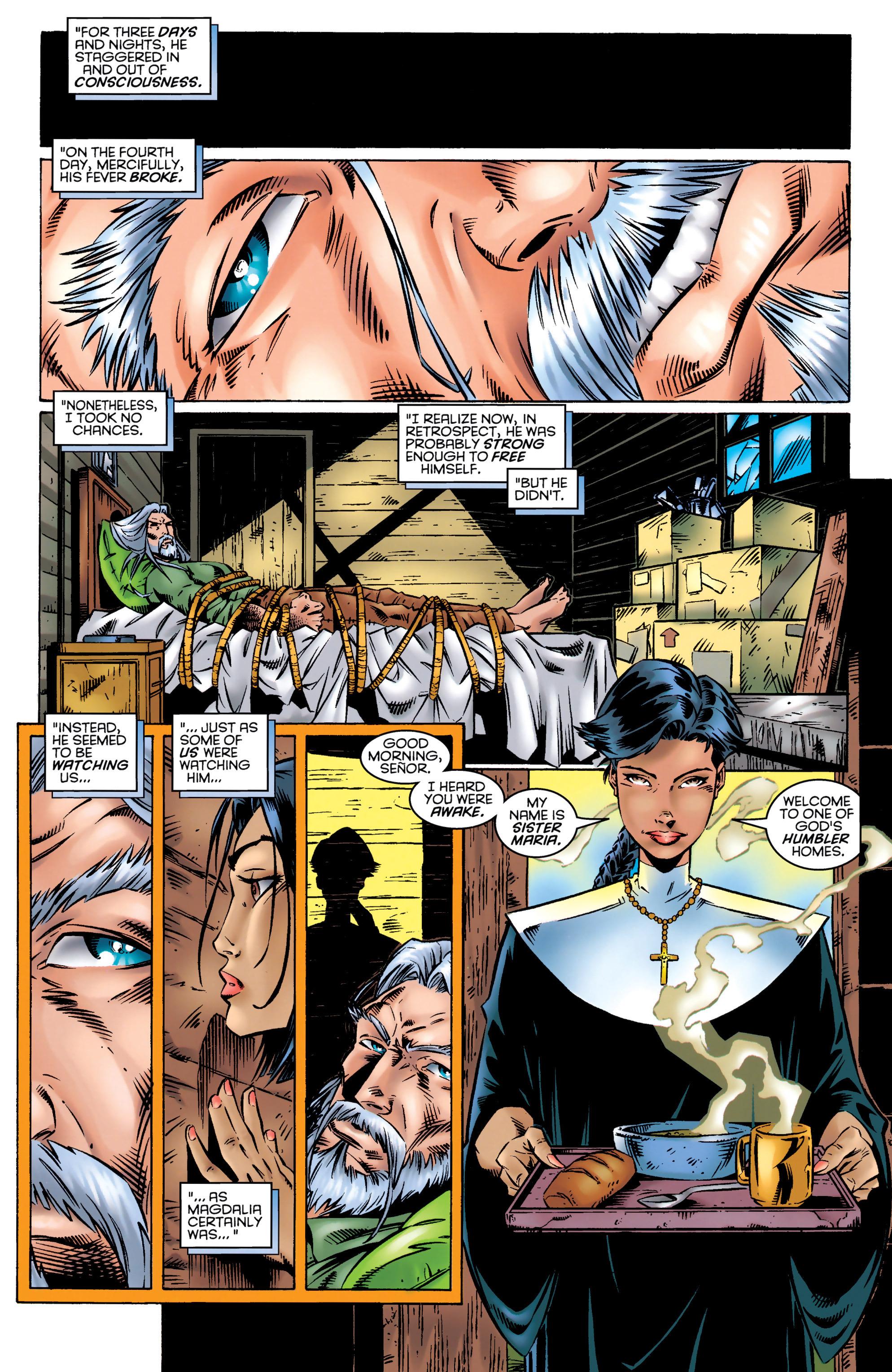 Read online Uncanny X-Men (1963) comic -  Issue #327 - 6