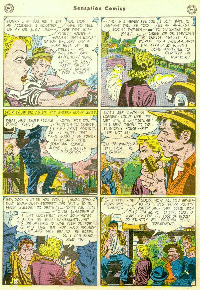 Read online Sensation (Mystery) Comics comic -  Issue #98 - 21