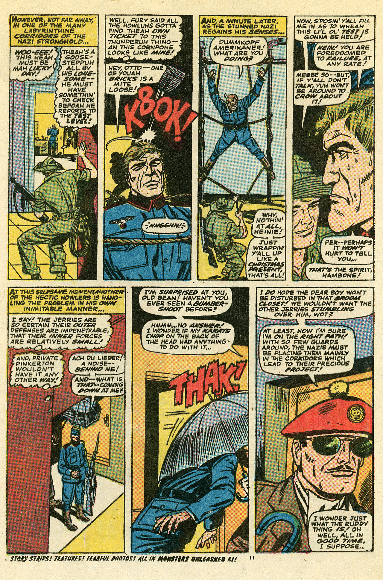 Read online Sgt. Fury comic -  Issue #111 - 13