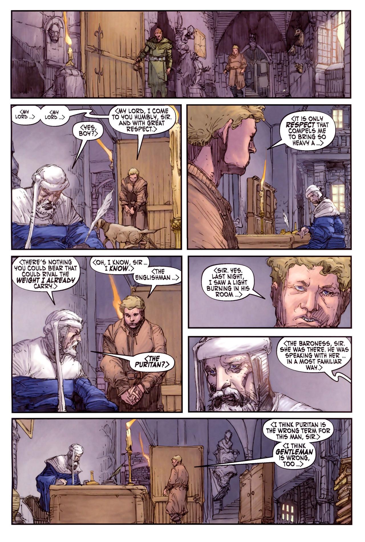 Read online Solomon Kane comic -  Issue #3 - 14
