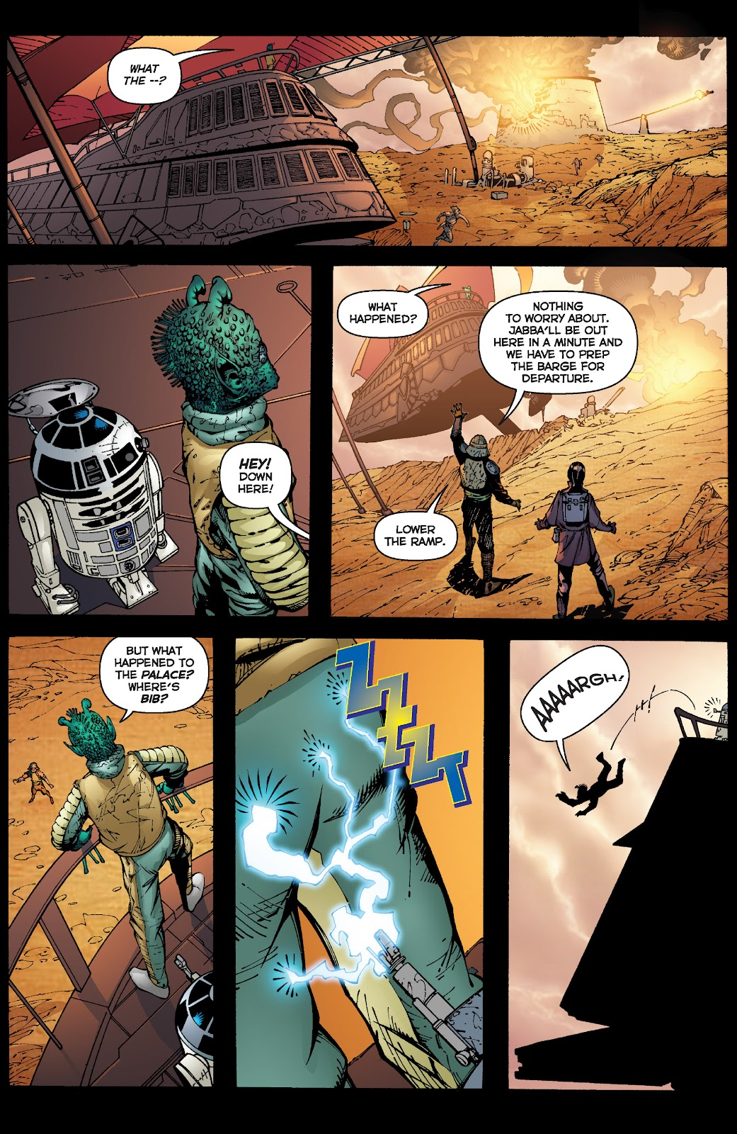 Read online Star Wars Legends: Infinities - Epic Collection comic -  Issue # TPB (Part 3) - 8