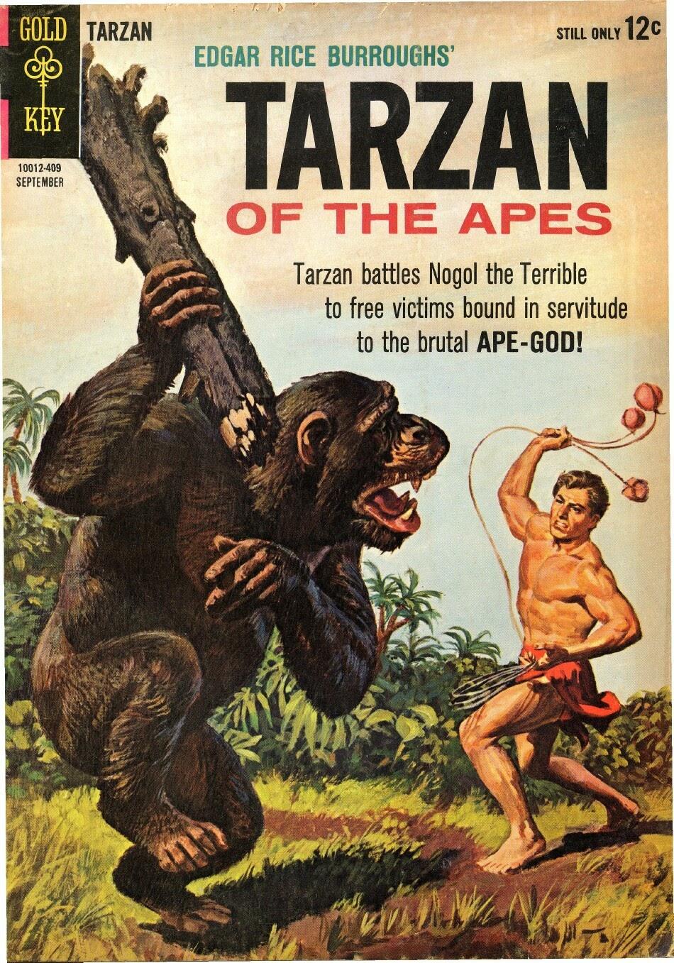 Tarzan (1962) issue 145 - Page 1