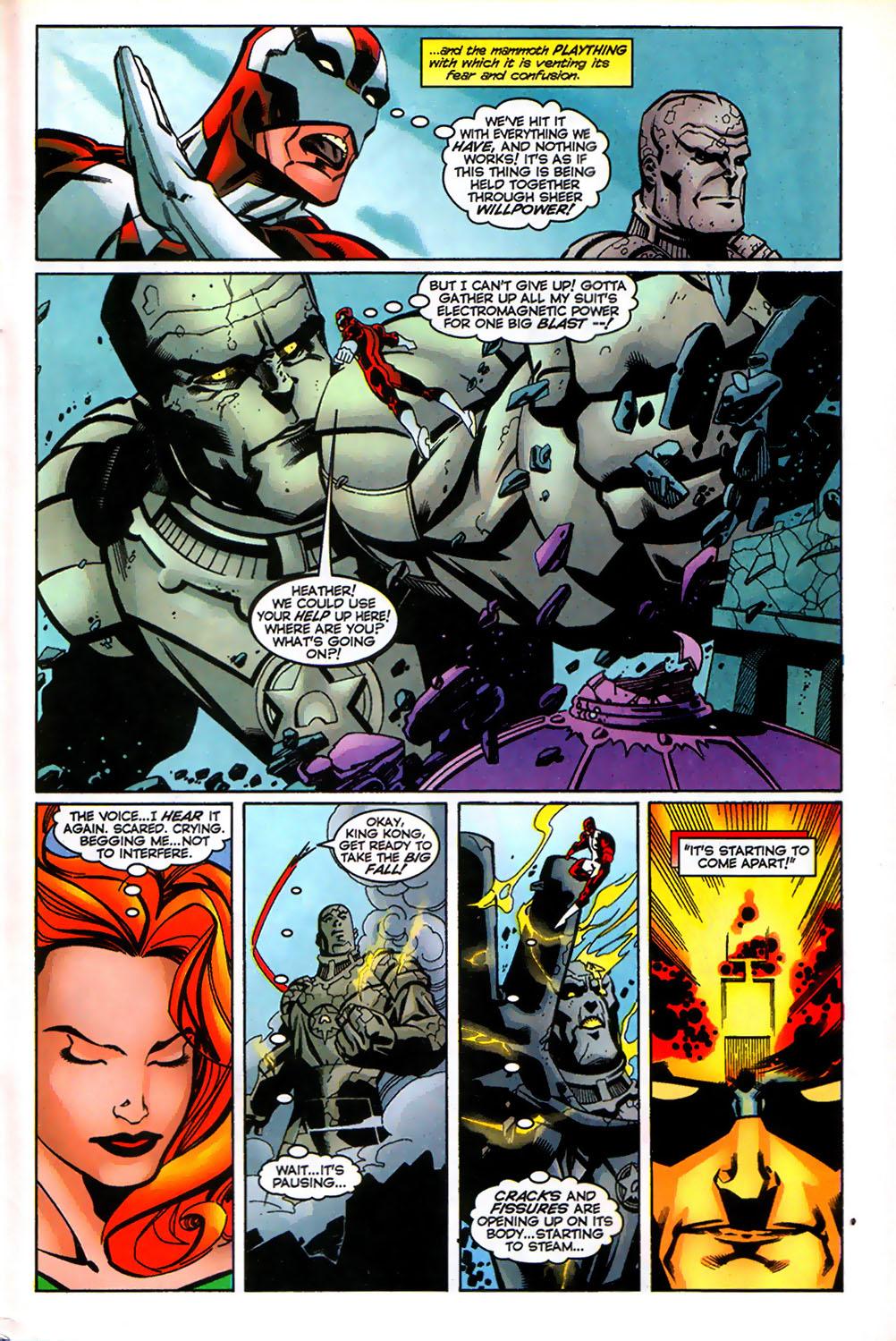 Read online Alpha Flight (1997) comic -  Issue # _Annual - 36