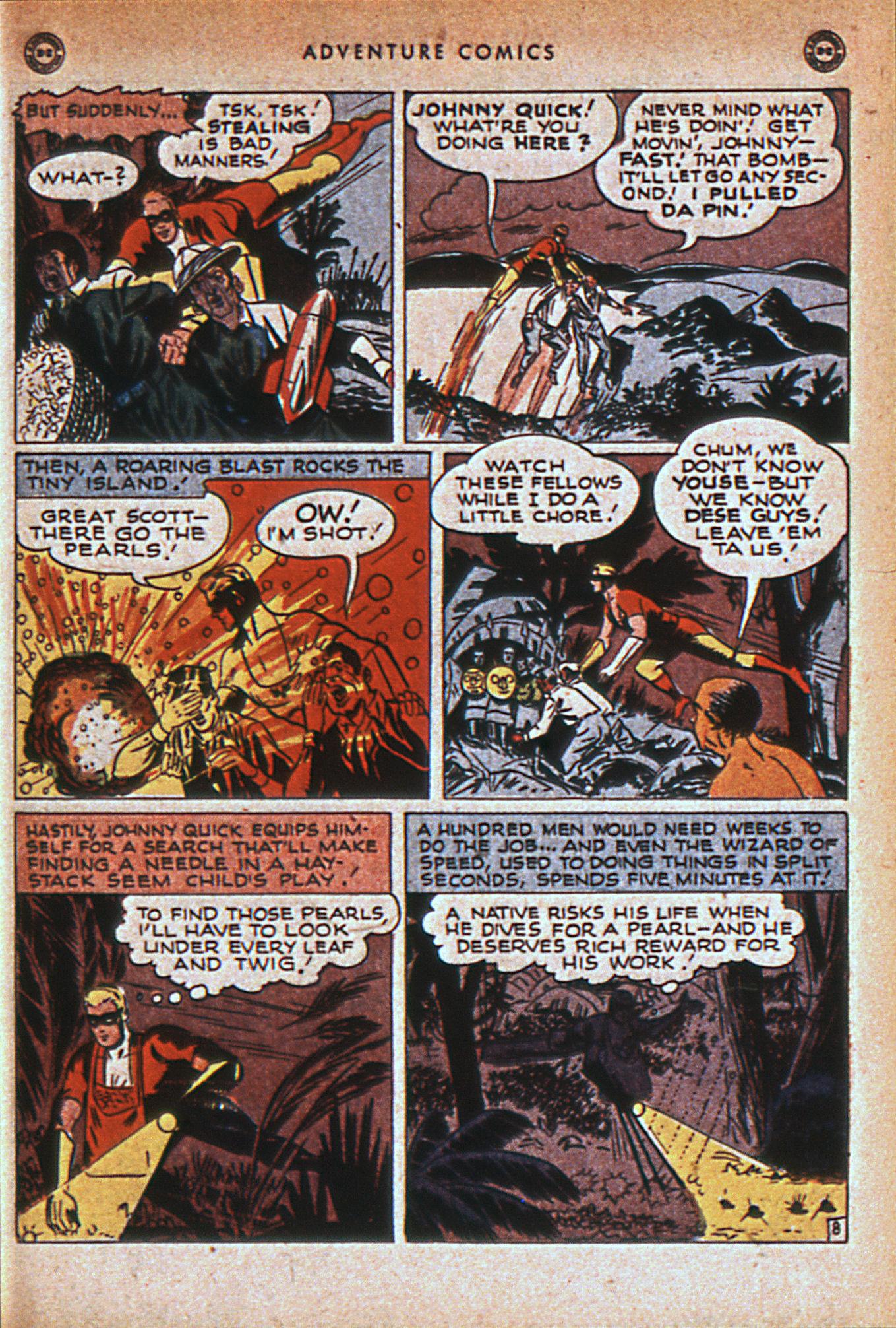 Read online Adventure Comics (1938) comic -  Issue #116 - 48