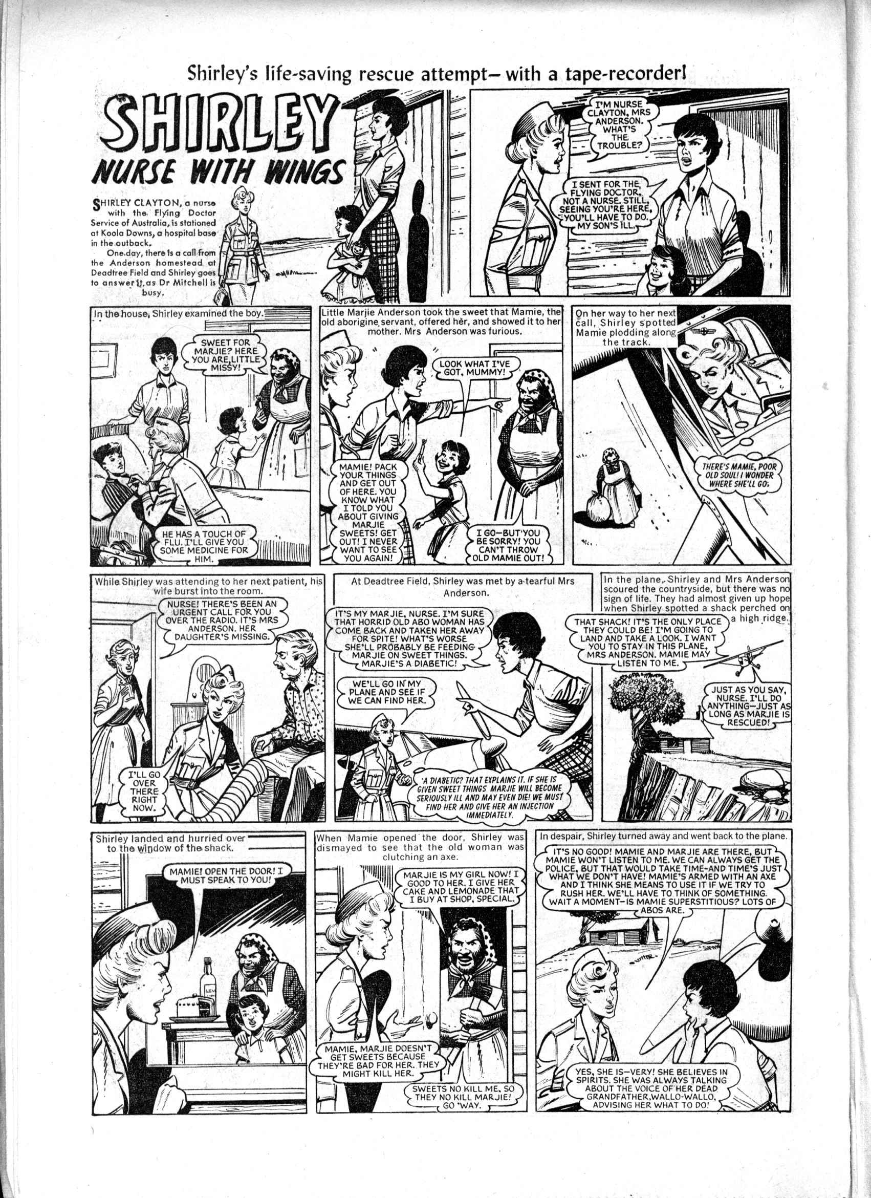 Read online Judy comic -  Issue #158 - 10