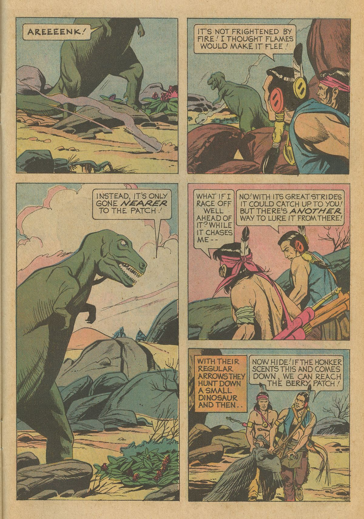 Read online Turok, Son of Stone comic -  Issue #95 - 31