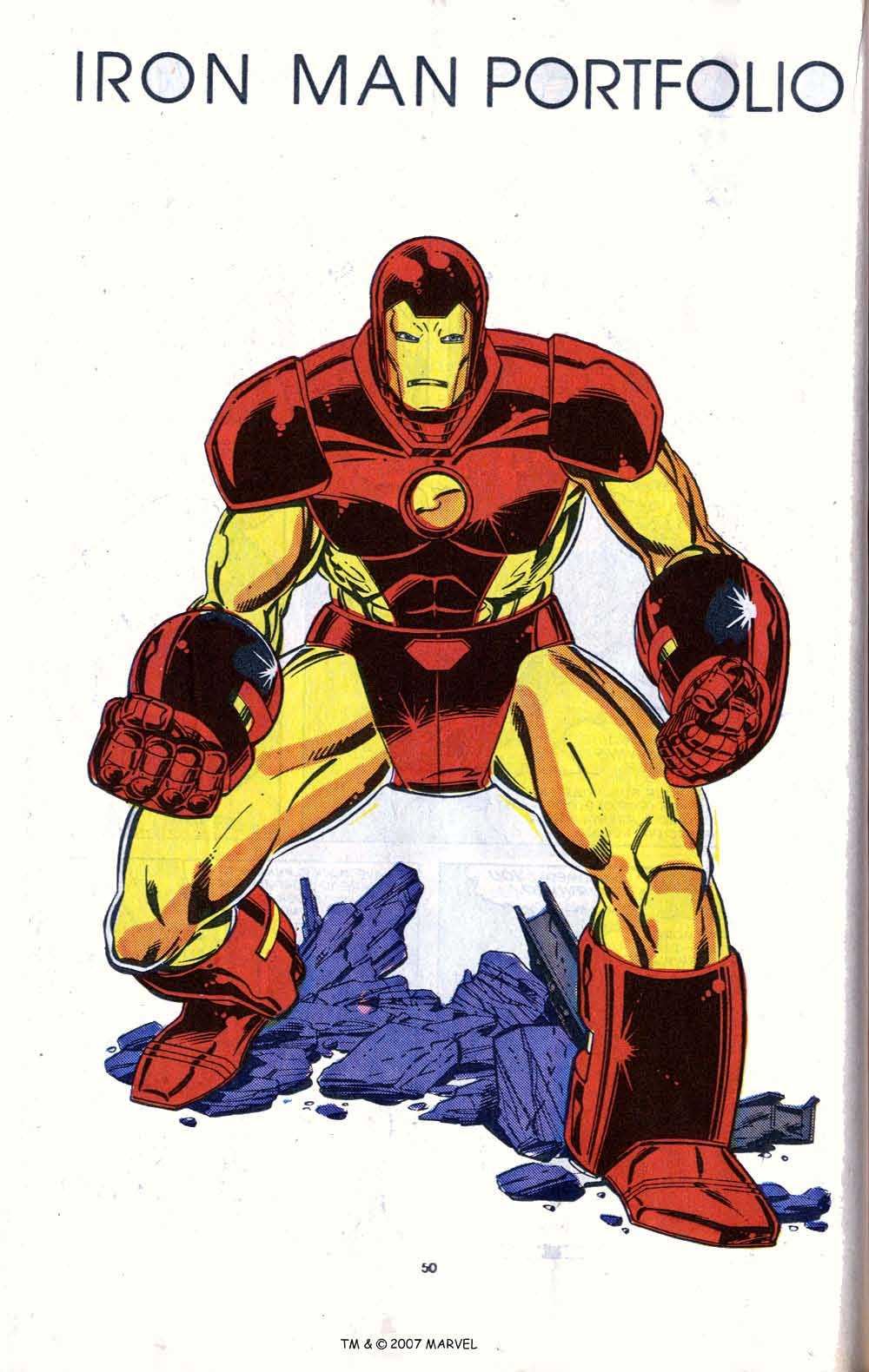 Iron Man Annual issue 10 - Page 52