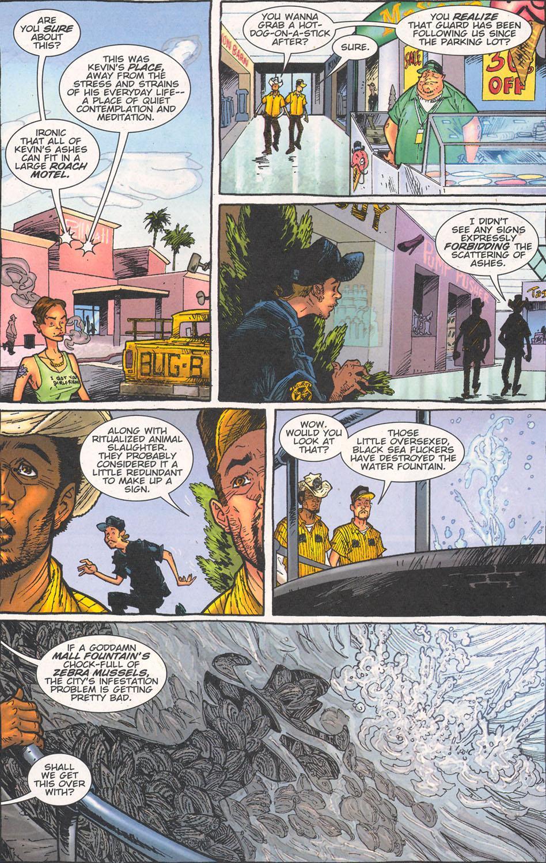 Read online The Exterminators comic -  Issue #15 - 12