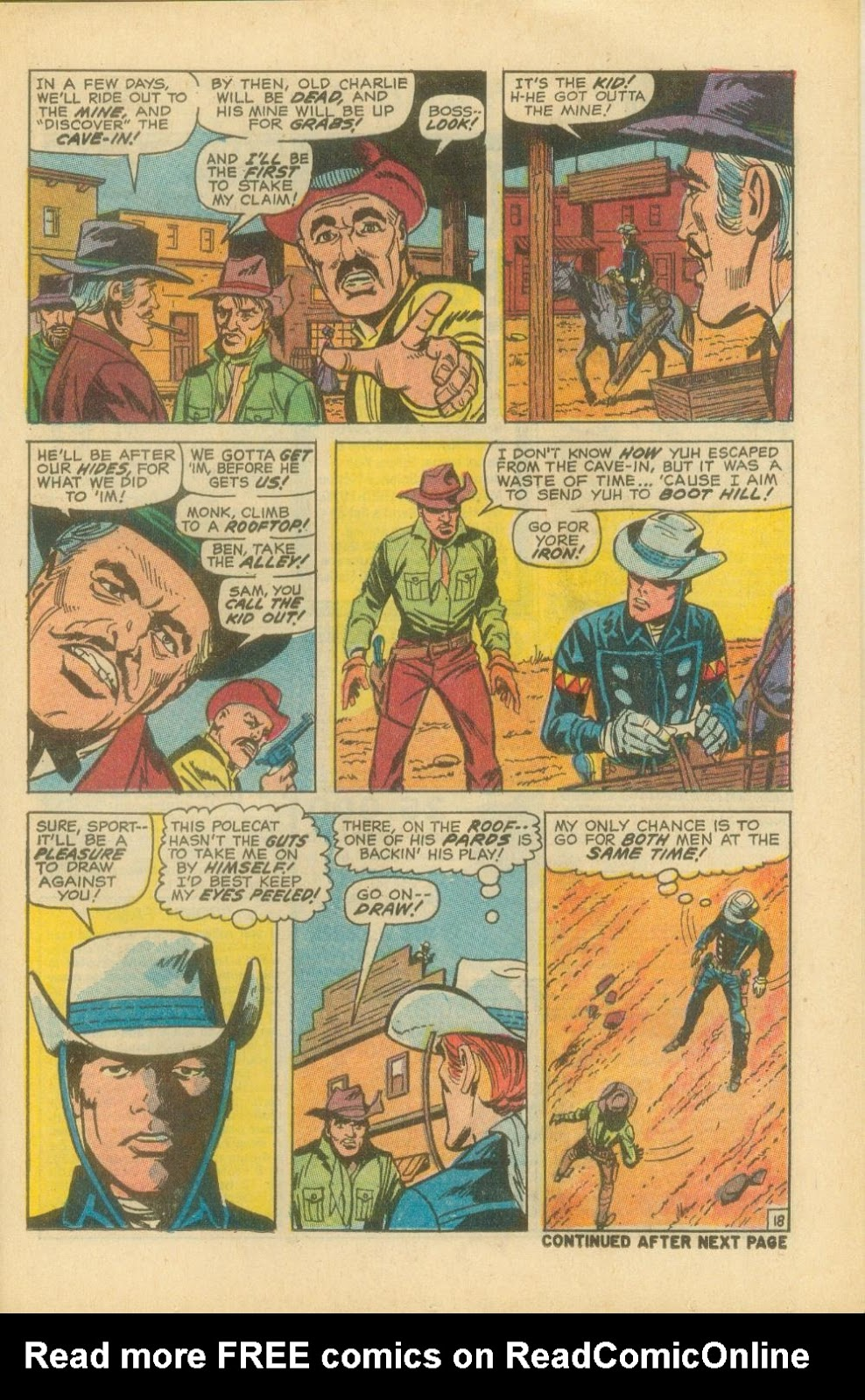 The Rawhide Kid (1955) issue 87 - Page 26