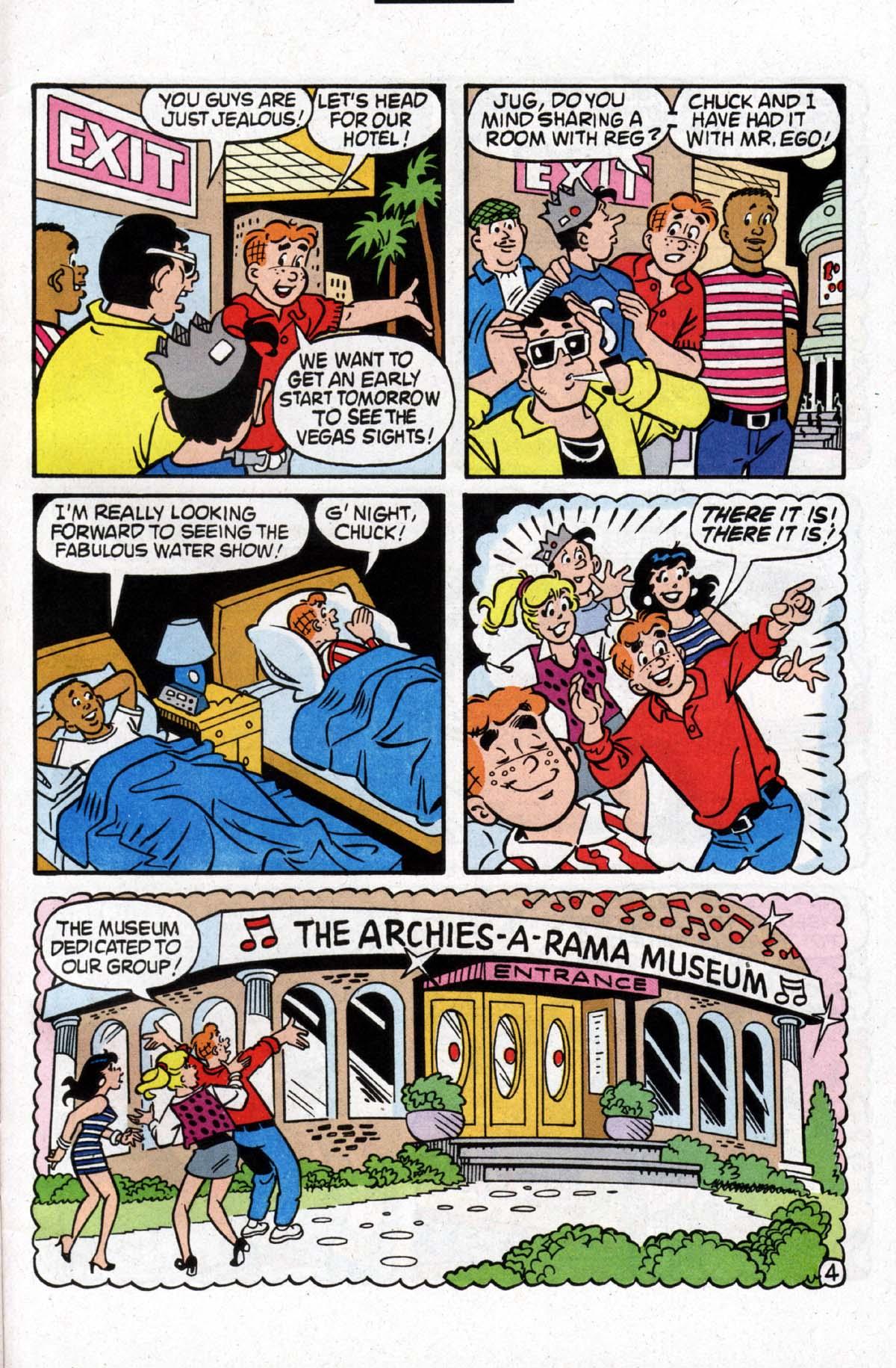 Read online Archie (1960) comic -  Issue #526 - 25