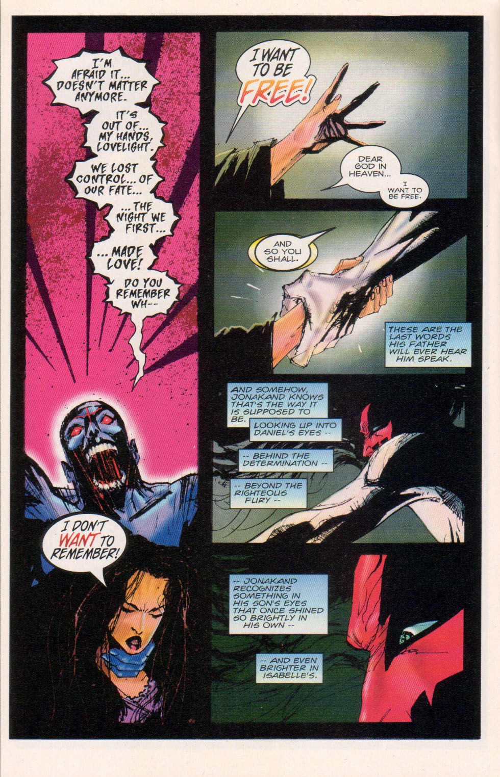 Read online Hellshock comic -  Issue #4 - 23
